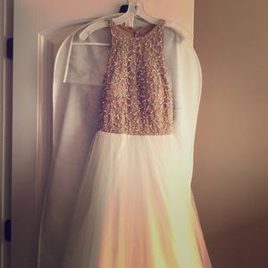 Beautiful Couture Prom Dress